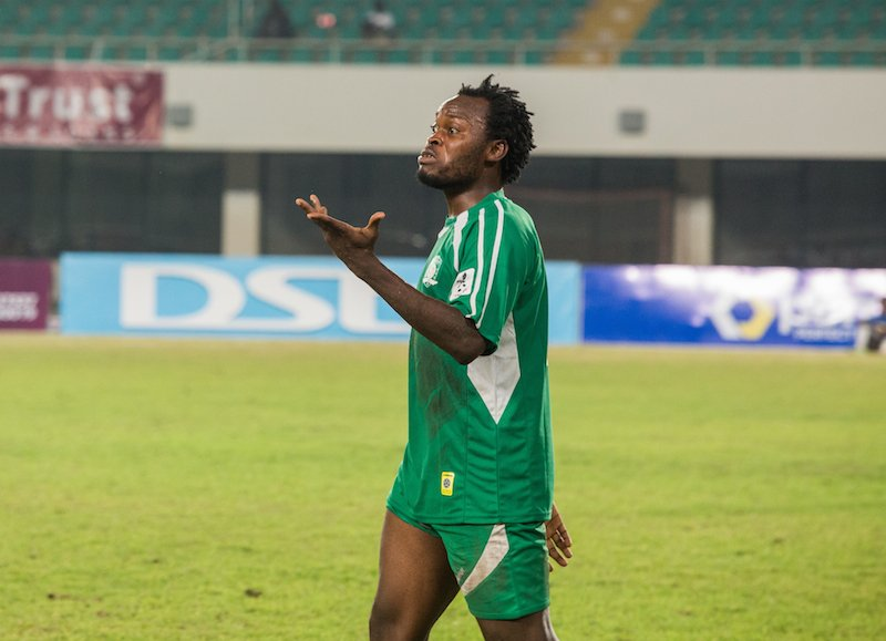Yahaya Mohammed: Aduana Stars icon tops scorers chart with 11 goals