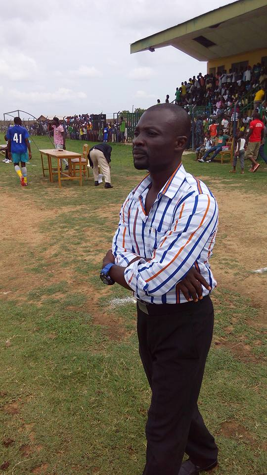 Wa All Stars trainer Enos Adepa earns praises from club's Management