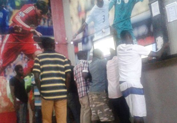 Feature: Soccer betting in Ghana