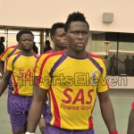 Former Hearts of Oak striker Gilbert Fiamenyo confirms Dwarfs switch is imminent