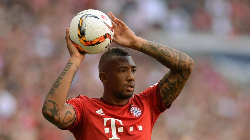 Jerome Boateng rules out Bayern Munich exit