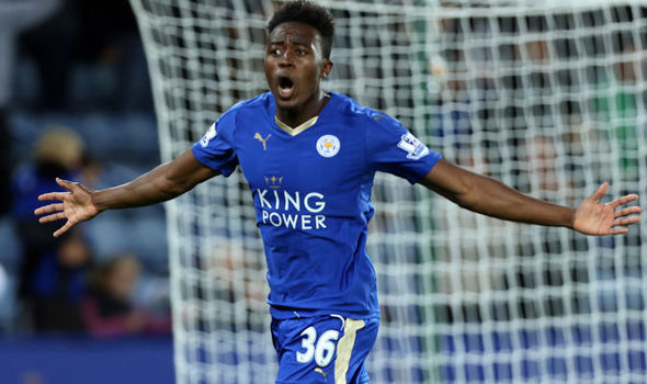 Leicester City forward Joe Dodoo reports to Black Stars camp despite nationality switch concern