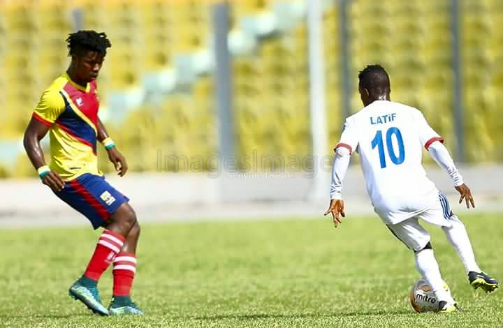 Liberty to let go Latif Blessing: Hearts set for his signature