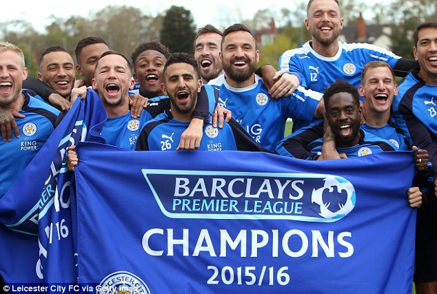 Leicester's secrets to Premier League title success revealed