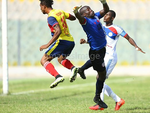 George Afriyie delighted with Liberty's impressive victory over Hearts of Oak