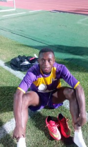 PHOTOS: Medeama hold training session ahead of Sundowns showdown