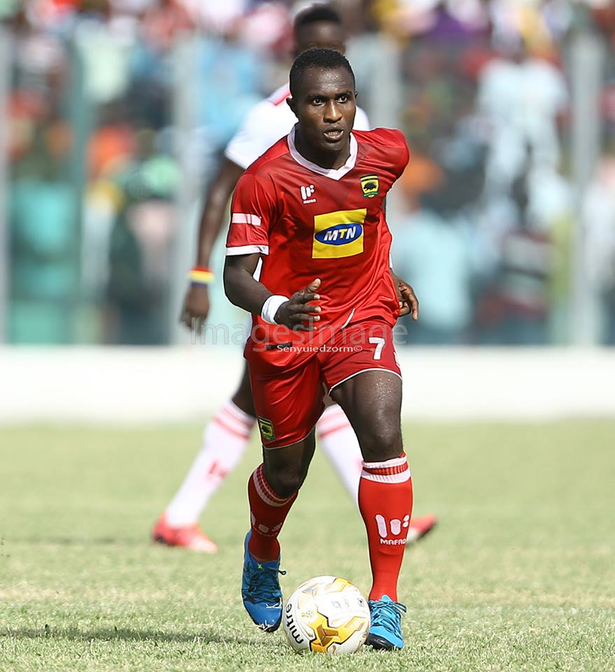 Asante Kotoko allay injury fears for duo Obed Owusu and Awal Mohammed ahead of Dwarfs clash