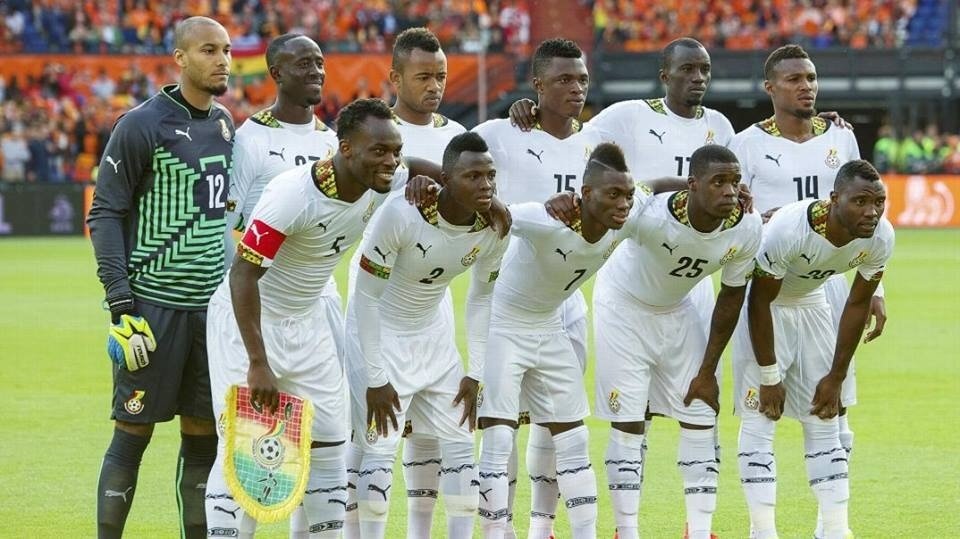Astounding Rashid Sumaila sure of Black Stars return