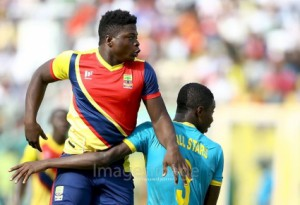 Hearts without influential duo for vital Berekum Chelsea clash
