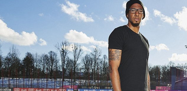 Germany boiling over right-winger's 'racist' comments directed at Ghanaian born Jerome Boateng