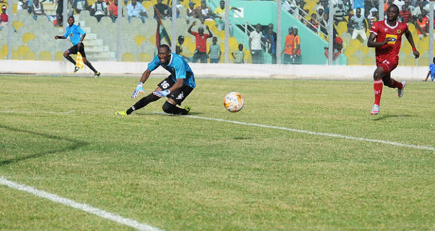 Hearts lost the spiritual 'war' to Kotoko on Monday – Aziz Haruna Futah
