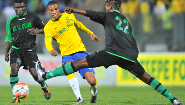 Confederation Cup: Newly-crowned PSL champions Sundowns shift focus to Medeama