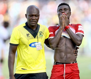 Kotoko defender Edwin Tuffuor suspended for side's clash against Dwarfs on Sunday