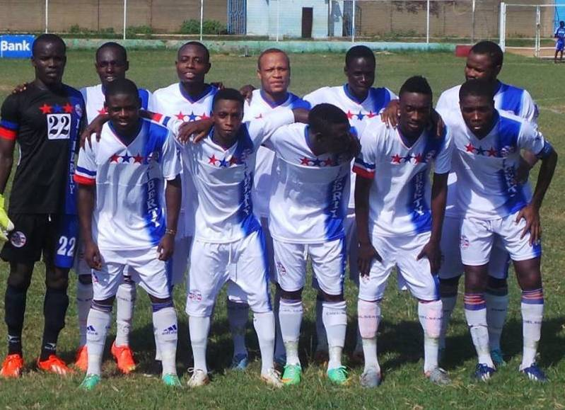 Match Report: Hearts of Oak 0-1 Liberty Professionals- Issah Shaibu's strike enough to sink Phobians at home