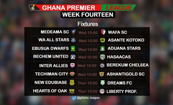 Ghana Premier League LIVE play-by-play: Wa All Stars - Asante Kotoko