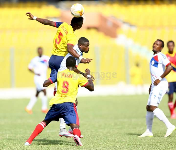 The Blind Pass: A weekly feature on the Ghana Premier League - Demerging Three horse race?