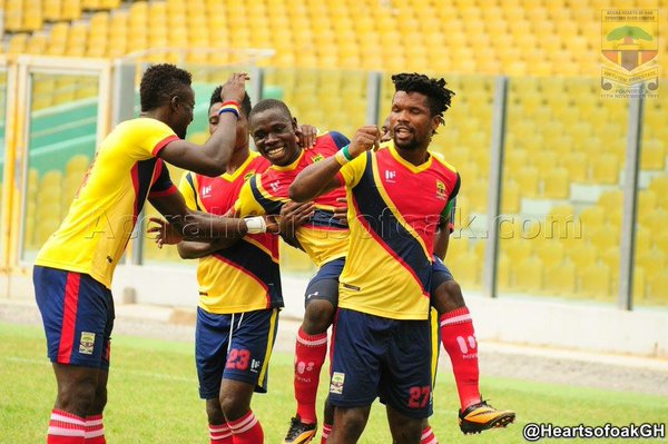 The Blind Pass - A weekly feature on the Ghana Premier League - The Emerging Three Horse Race