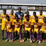 Match Report: Medeama SC 2-0 New Edubiase - Donsu strikes sumptuous free kick in Mauves victory