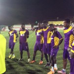 Match Report: Medeama 1-0 All Stars - Bature proves Mauves hero