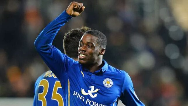 Christian Atsu congratulates compatriots' for winning Premier League with Leicester city