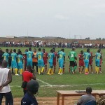 Match Report: WA All Stars 1-0 Asante Kotoko - Northern Blues return to winning ways