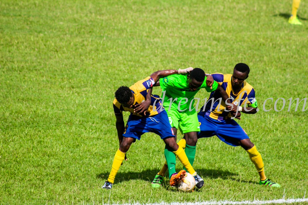 Match Report: New Edubiase 0-1 Dreams FC - Movers stunned at home