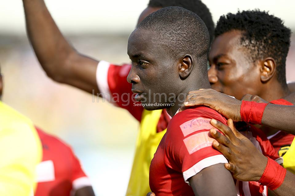 Match Report: Asante Kotoko 4-2 Techiman City - Dauda Mohammed nets hat trick in Porcupines win