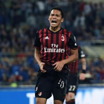 AC MILAN – put Bacca on the market