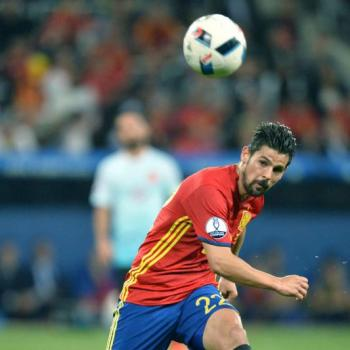 MANCHESTER CITY - Nolito flying to Manchester