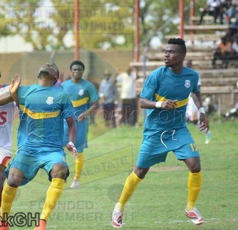Ghana Premier League Match Report: Wa All Stars 1-0 Berekum Chelsea - All Stars remain leaders with slender win