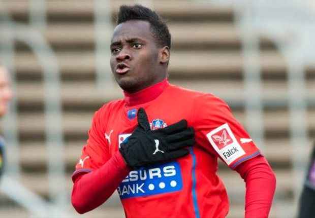 Video: Watch Ghana forward David Accam finish beautifully in the MLS