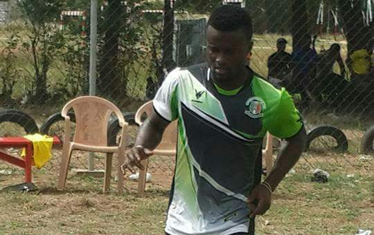 Amos Korankye's move to Medeama collapses; right back returns to Hasaacas