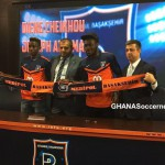 EXCLUSIVE: Istanbul Başakşehir unveil Ghana youth star Joseph Attamah