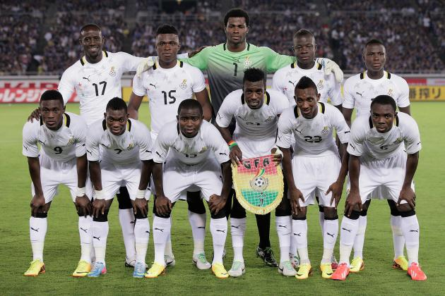 World Cup 2018: Ghana could face Nigeria, Cameroon in tough qualifying group