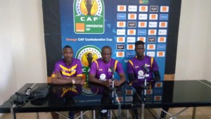 Confederation Cup: Medeama to hold joint pre-match conference on Tuesday ahead of MO Bejaia clash