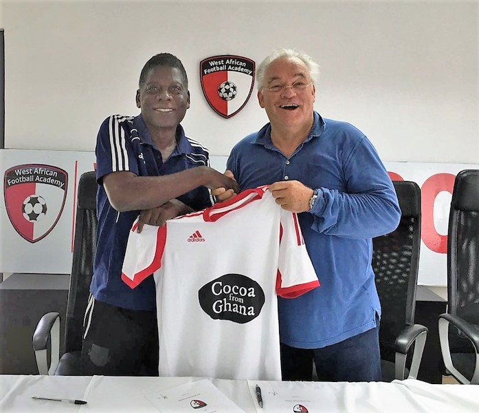 WAFA SC seal five-year sponsorship deal with Cocoa from Ghana