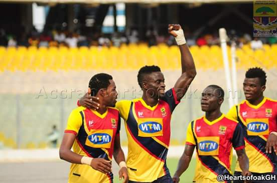 GHPL Week 16: Hearts of Oak find form without Kenechi while Kotoko stagnate in Techiman