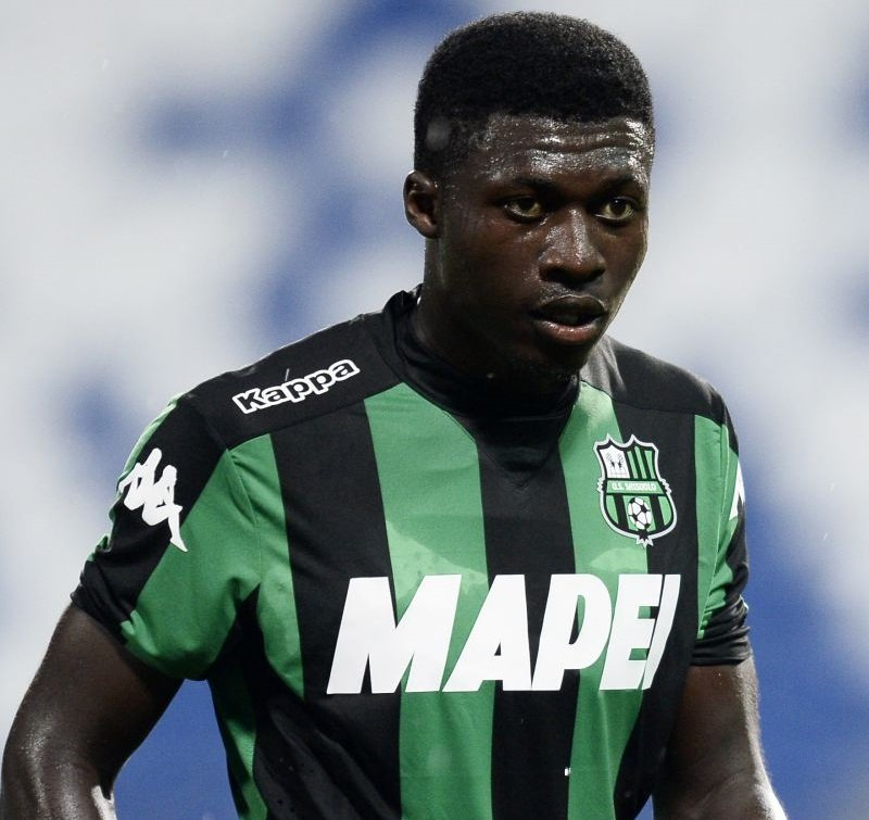 Ghana midfielder Alfred Duncan returns to Sassuolo training after injury recovery