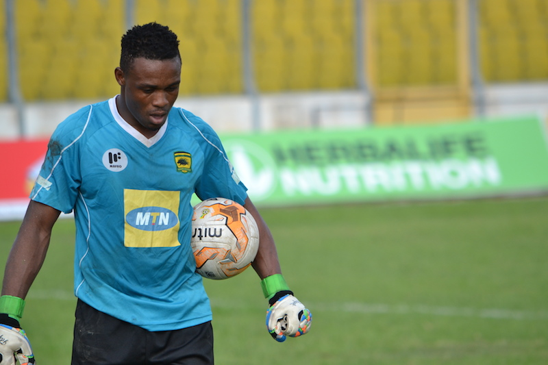 Kotoko goalie Ernest Sowah set to miss Dreams FC clash