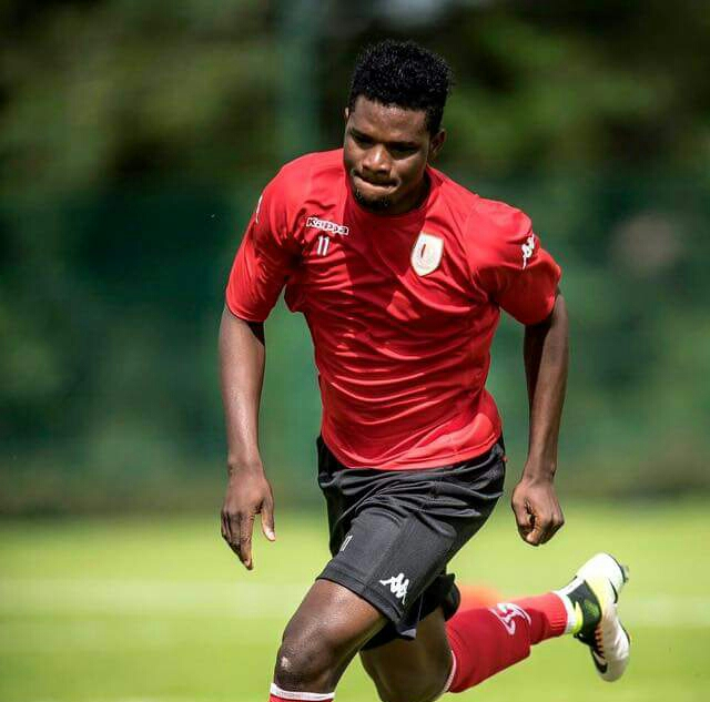 Ghana youth forward Benjamin Tetteh impressed with pre-season scoring form