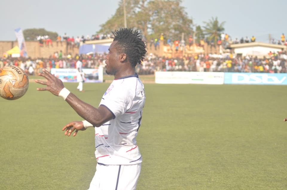 Ghana Premier League Match Report: Inter Allies 1-0 Sekondi Hasaacas - Frederick Boateng's early strike earns priceless win for Allies