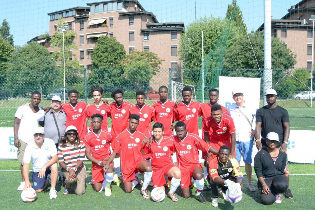 2016 Ghana Soccer Festival kicks off in Italy