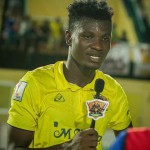 Ghanaian defender Isaac Honny hopeful Angthong FC can win Yamaha League 1