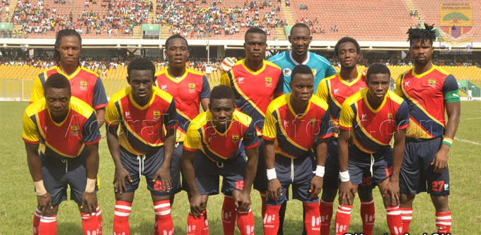 Porcupine Warriors the strongest side in week 17 despite Aduana's strong win