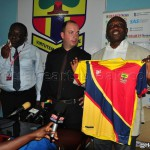 VIDEO: Hearts of Oak unveil Sergio Traguil as new head coach