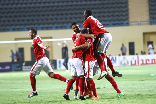 Ghanaian striker John Antwi wins Egyptian Premier League title with Al Ahly