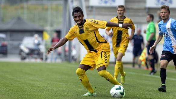 Ghanaian midfielder Joe Mensah to play in Danish Superliga next season with Horsens