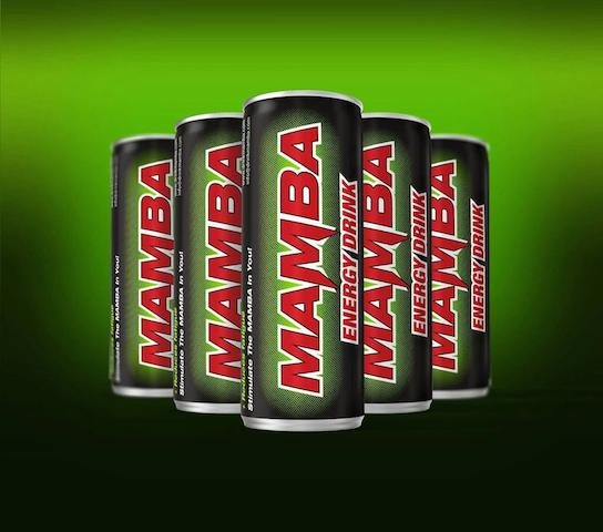 Sekondi Hasaacas sign on sponsor Mamba Energy Drink