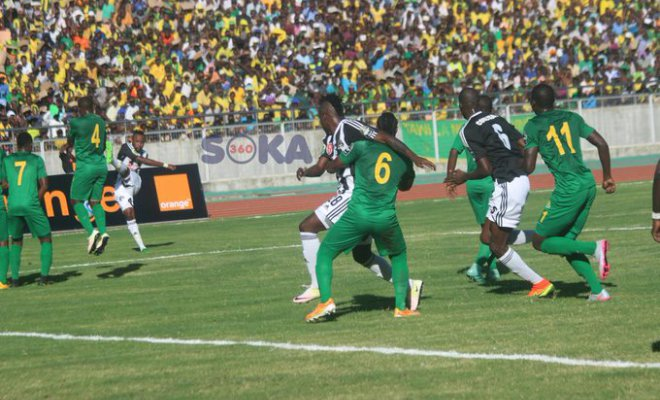 Medeama group opponent TP Mazembe silence AS Vita at their own backyard