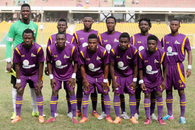 Delayed Medeama-Techiman City clash fixed for Tuesday morning
